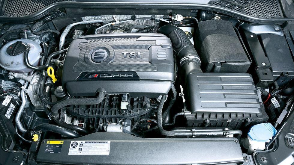 Seat Leon Cupra 280 Performance motor