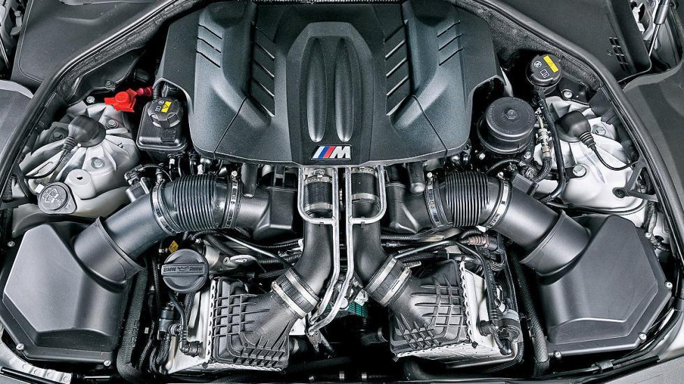 BMW M5 30 JAHRE motor