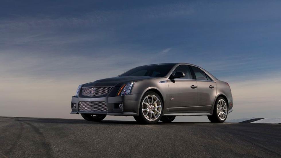 Cadillac CTS-V delantera