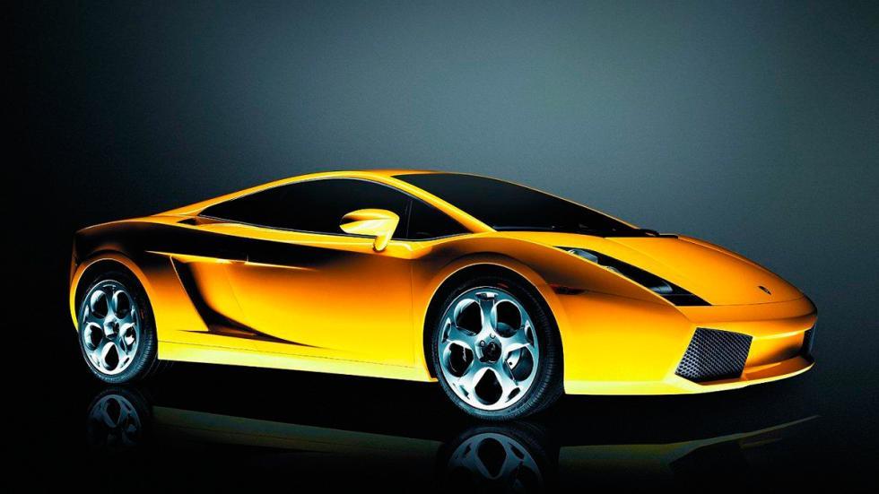 Lamborghini Gallardo delantera