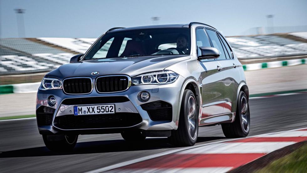 BMW X5 M delantera