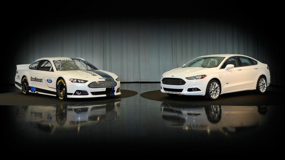Ford Fusion_Nascar