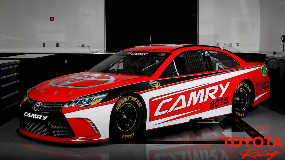 Toyota Camry 2015_Nascar