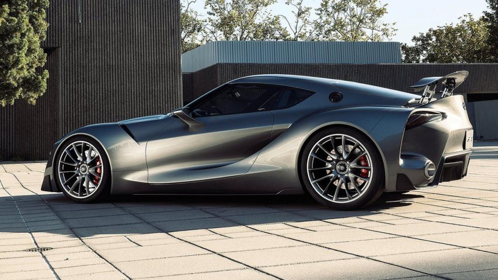 mejores prototipos 2014 Toyota FT-1 Graphite Concept