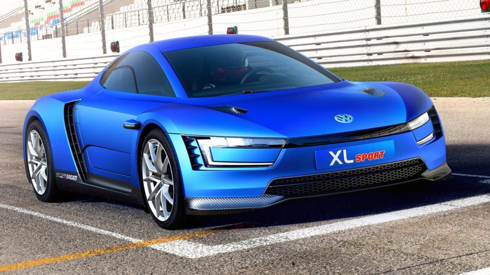 mejores prototipos 2014 Volkswagen XL Sport