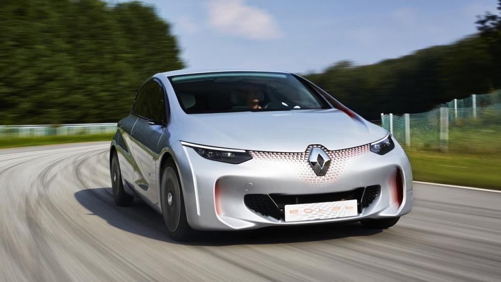 mejores prototipos 2014 Renault Eolab Concept