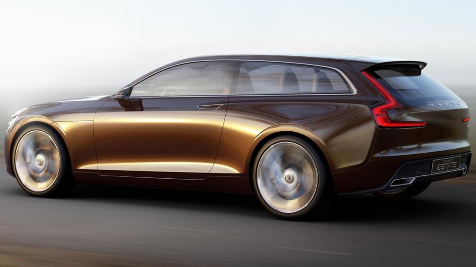 mejores prototipos 2014 Volvo Concept Estate