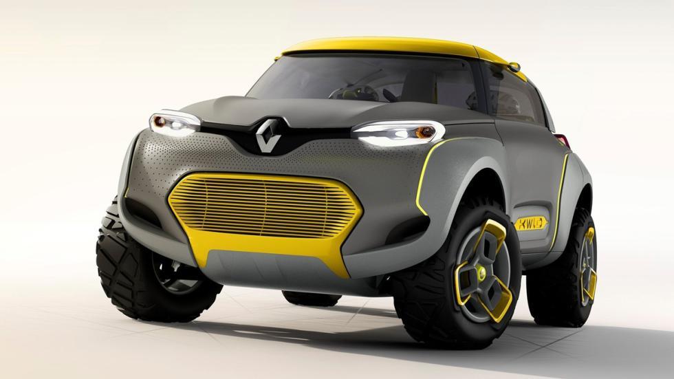 mejores prototipos 2014 Renaul KWID Concept