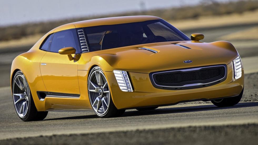 mejores prototipos 2014 KIA GT4 Stinger