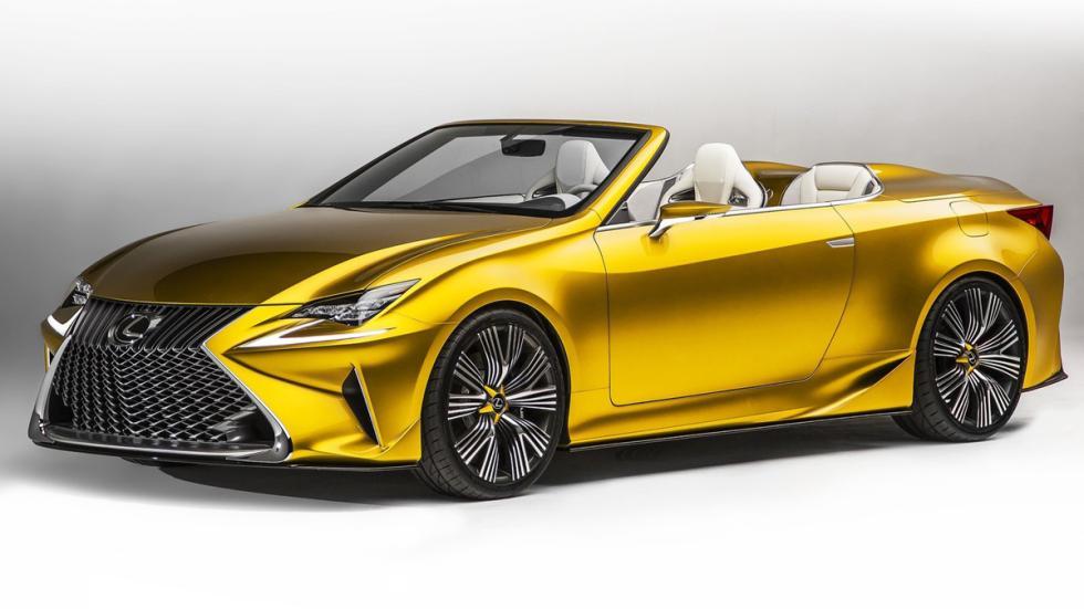 mejores prototipos 2014 Lexus LF-C2 Concept