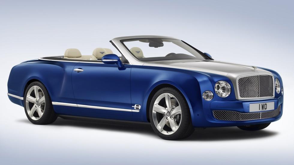 mejores prototipos 2014 Bentley Grand Convertible