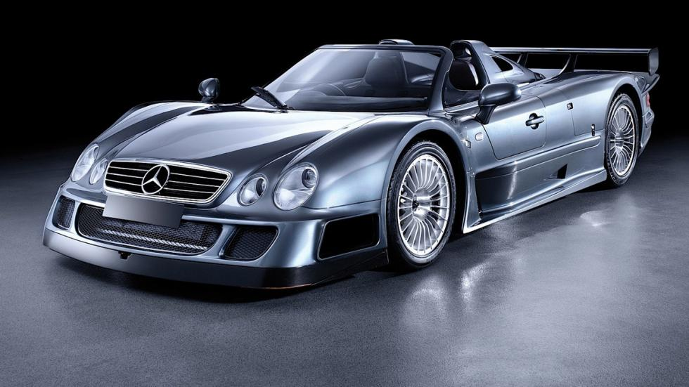 Mercedes GLK GTR Roadster - frontal