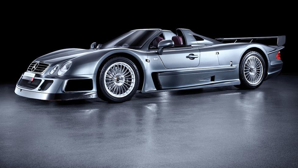 Mercedes GLK GTR Roadster - 3/4 delantero