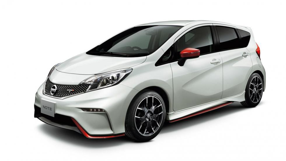 Nissan Tokio Auto Salon 2015 Note Nismo S