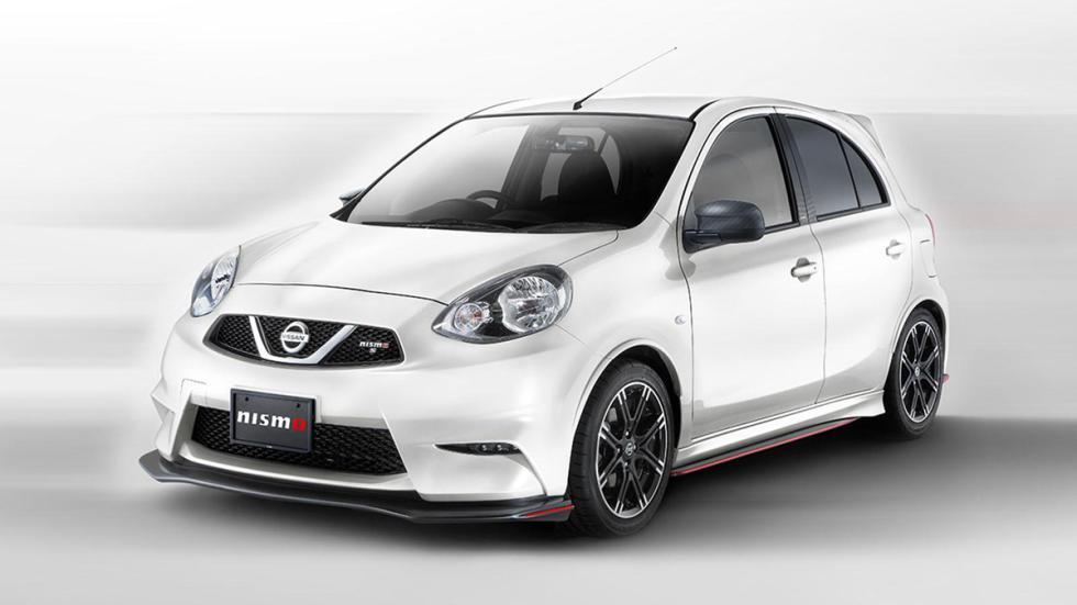 Nissan Tokio Auto Salon 2015 Micra Nismo S