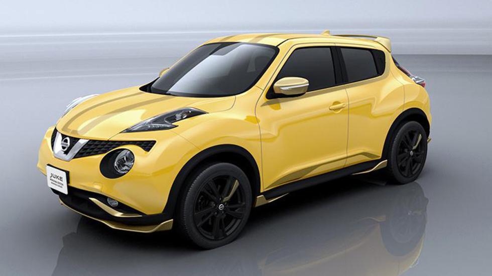 Nissan Tokio Auto Salon 2015 Juke