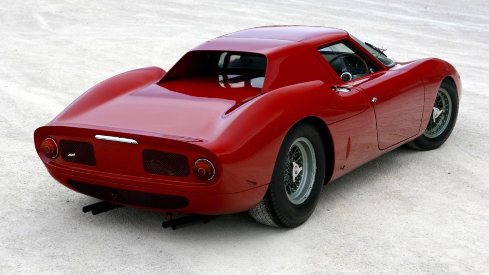 coches más caros subastados 2014 Ferrari 250 LM