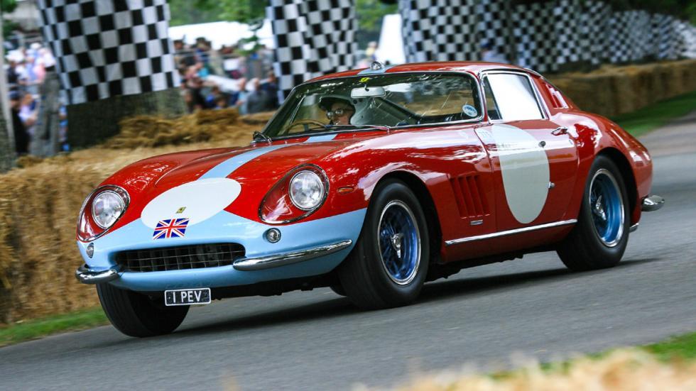 coches más caros subastados 2014 Ferrari 275GTB/C