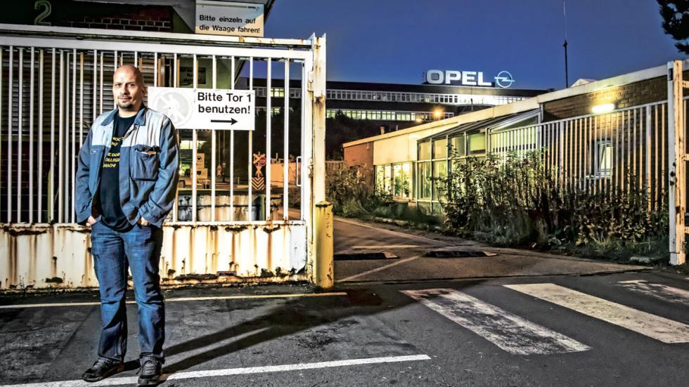 Cierre de la planta de Opel en Bochum 7