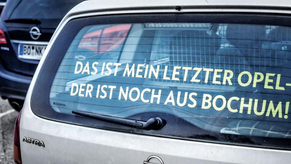 Cierre de la planta de Opel en Bochum 8