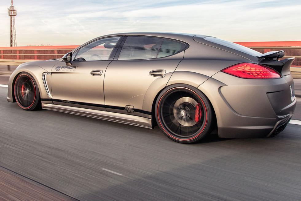 Porsche Panamera de Prior Design