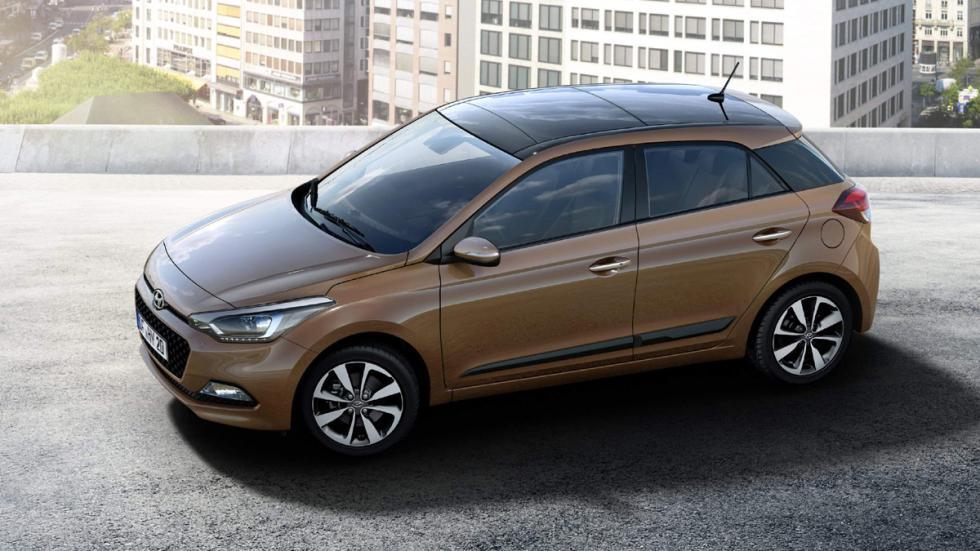 Hyundai i20 2014 lateral