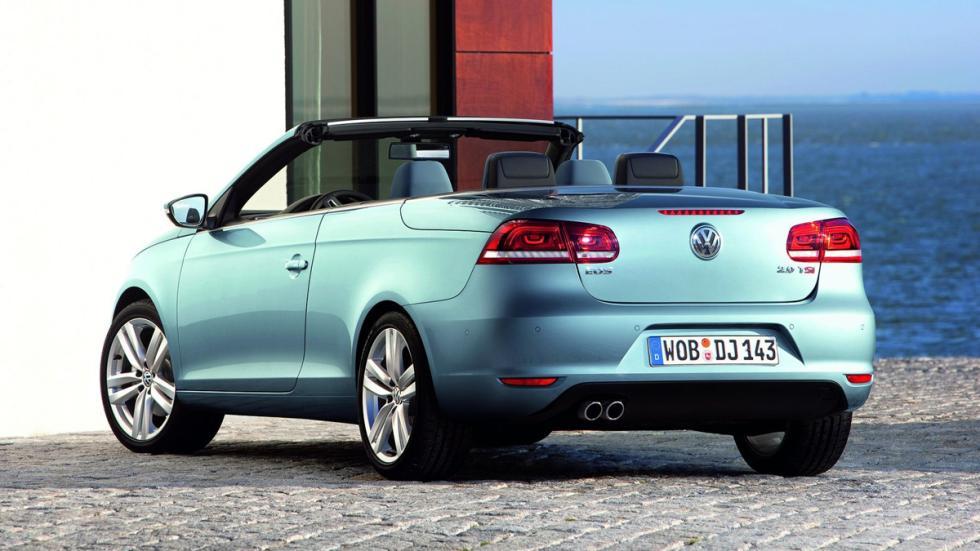 Volkswagen Eos trasera