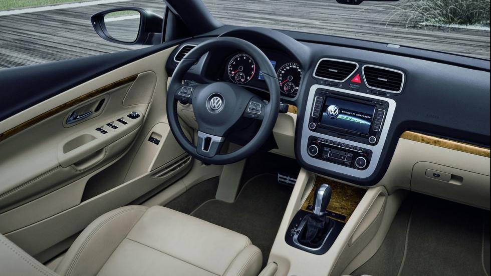 Volkswagen Eos interior