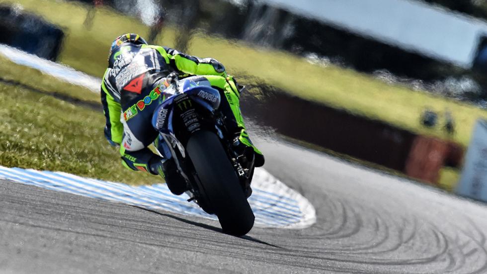 Valentino Rossi GP Australia 3
