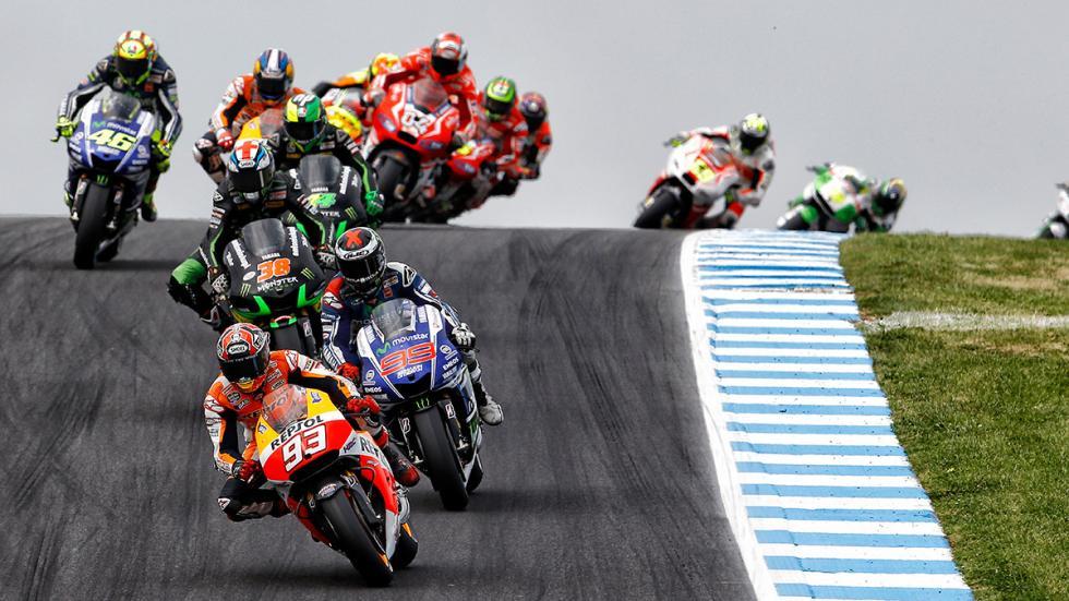 Valentino Rossi GP Australia 4