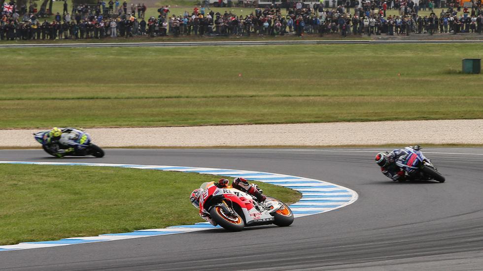 Valentino Rossi GP Australia 5