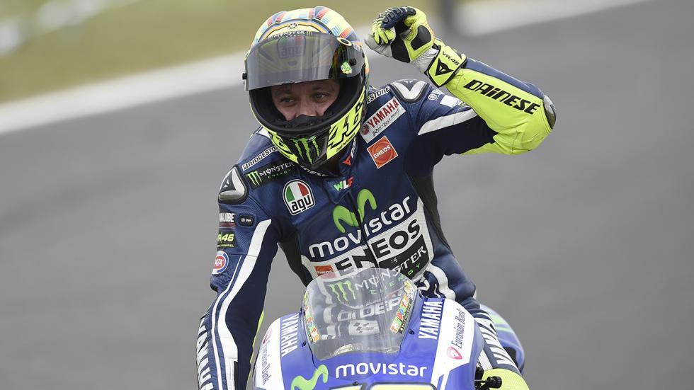 Valentino Rossi GP Australia 8