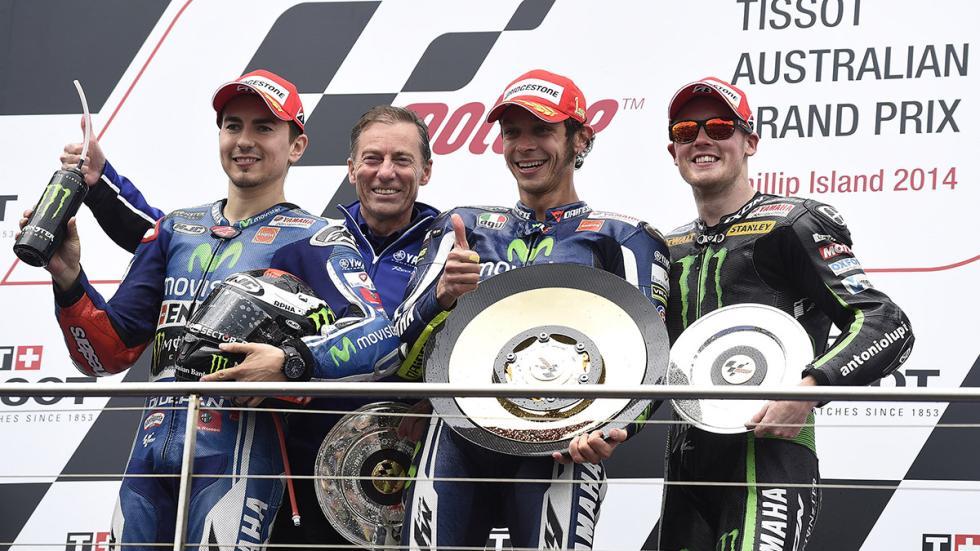 Valentino Rossi GP Australia 11