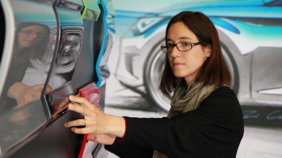 Carol Gomez Cómo se diseña el color de un coche