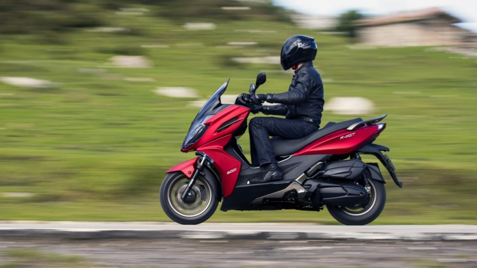 Kymco-K-XCT 300i-ABS-lateral