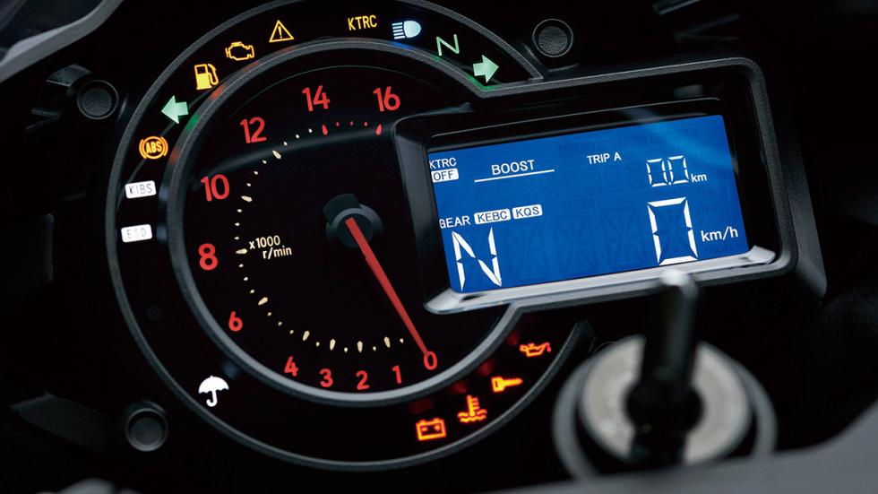 Kawasaki Ninja H2 relojes