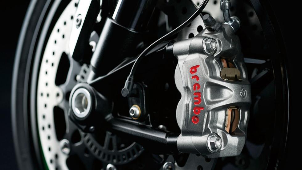 Kawasaki Ninja H2 frenos