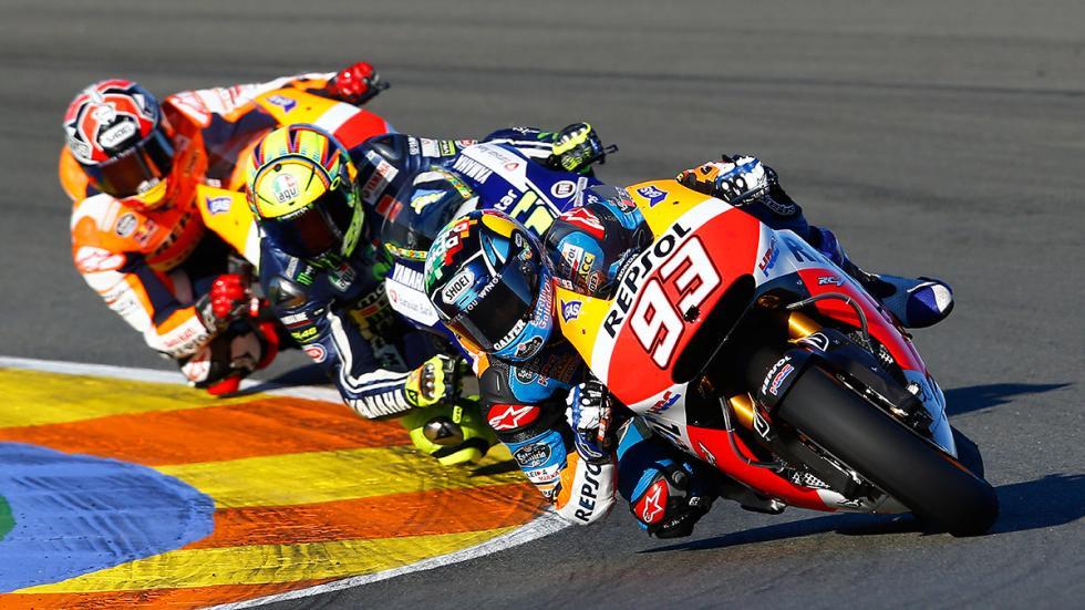 hemanos Márquez y Rossi 2
