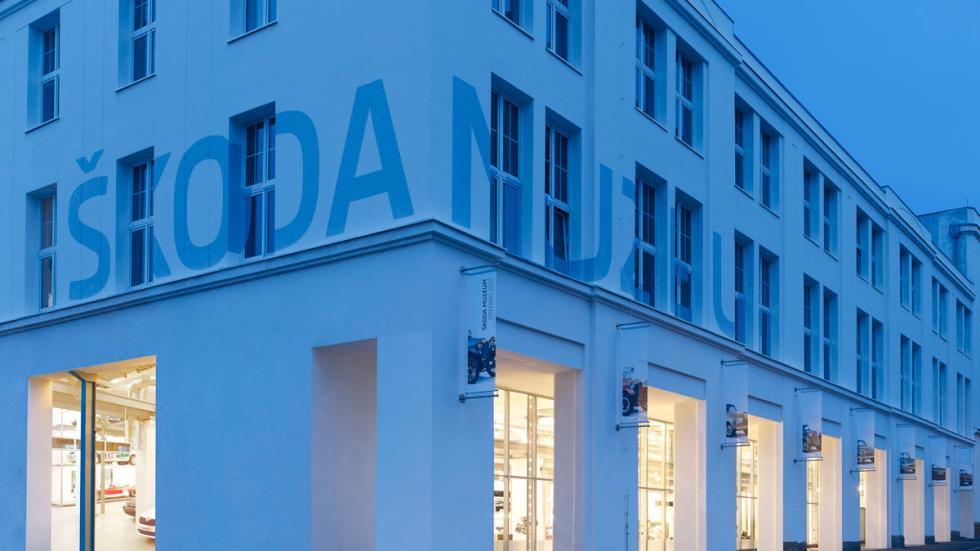 Skoda museo reforma