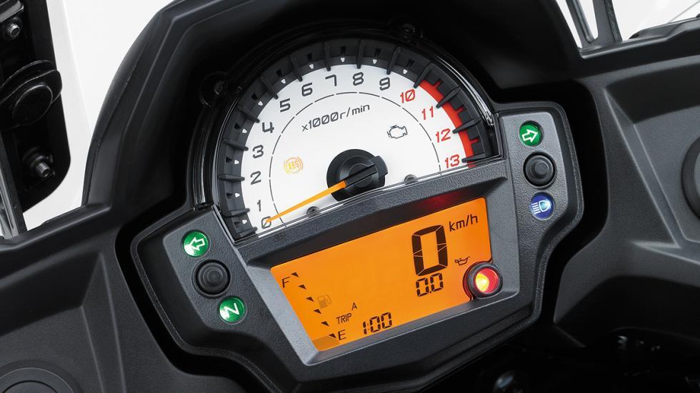 Relojes Kawasaki Versys 650 2015