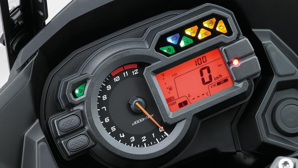 relojes Kawasaki Versys 1000 2015