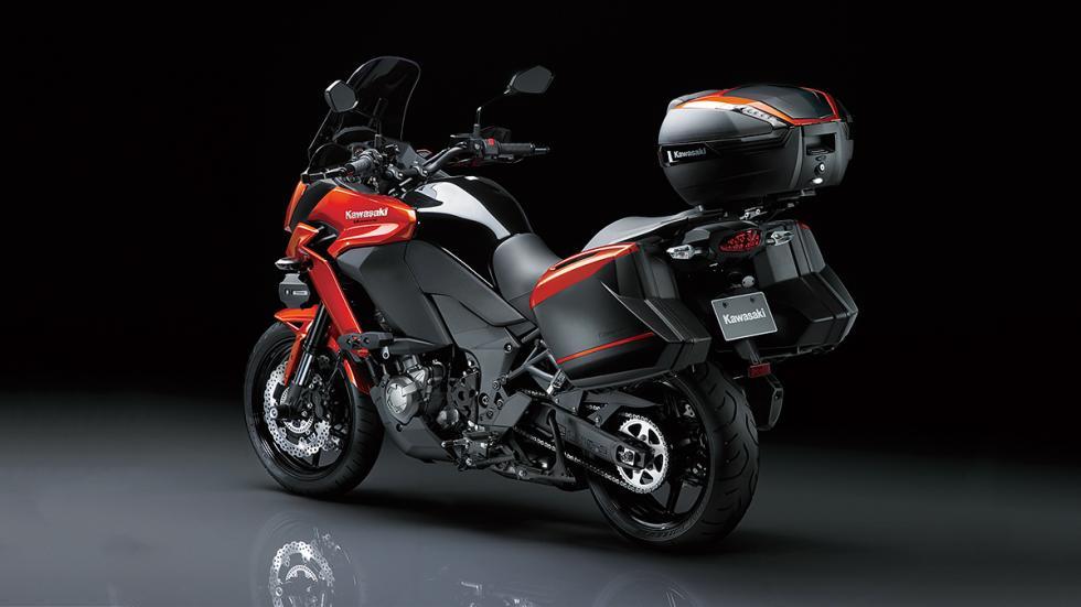 Accesorios Kawasaki Versys 1000 2015
