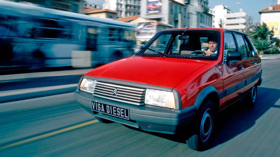 Citroën Visa delantera