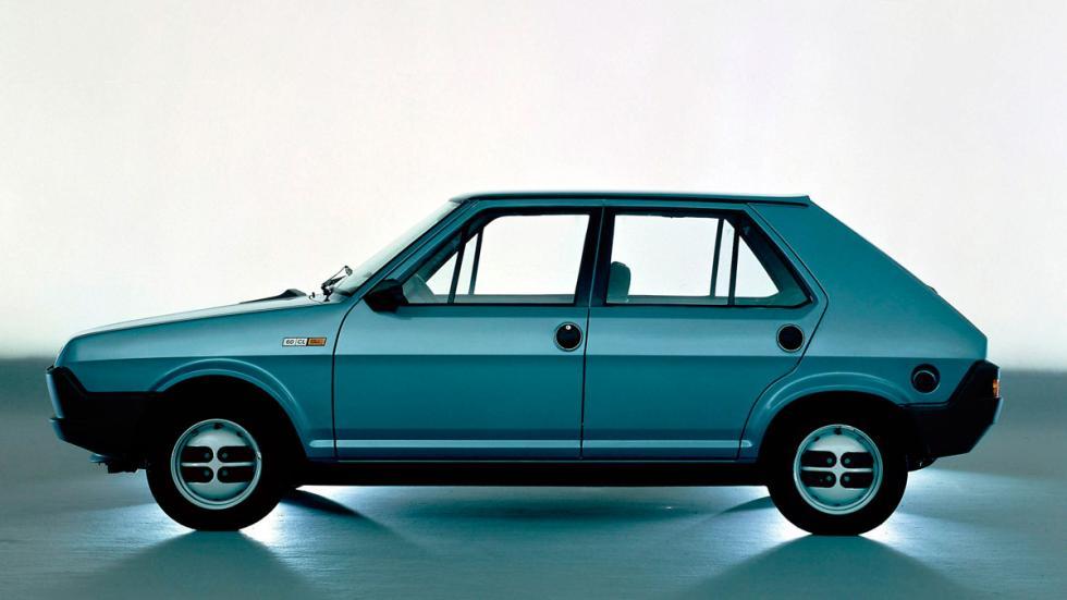 Fiat Ritmo lateral