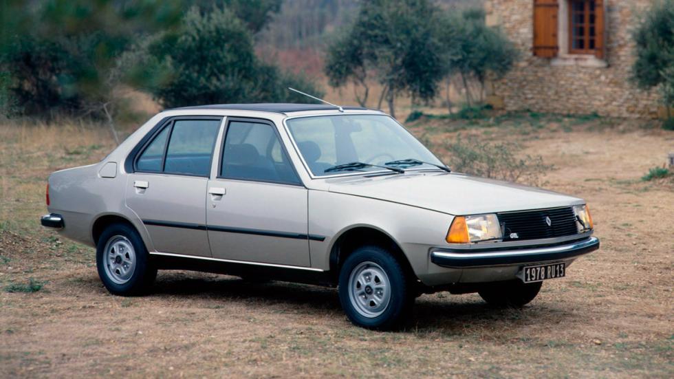 Renault 18 delantera