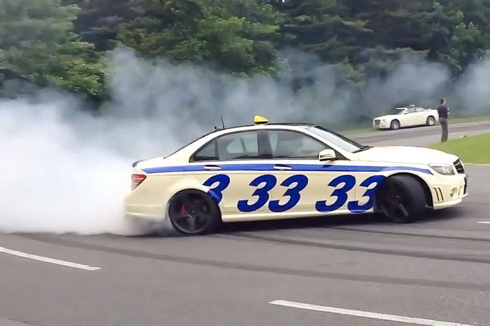 El taxi más rápido circuito