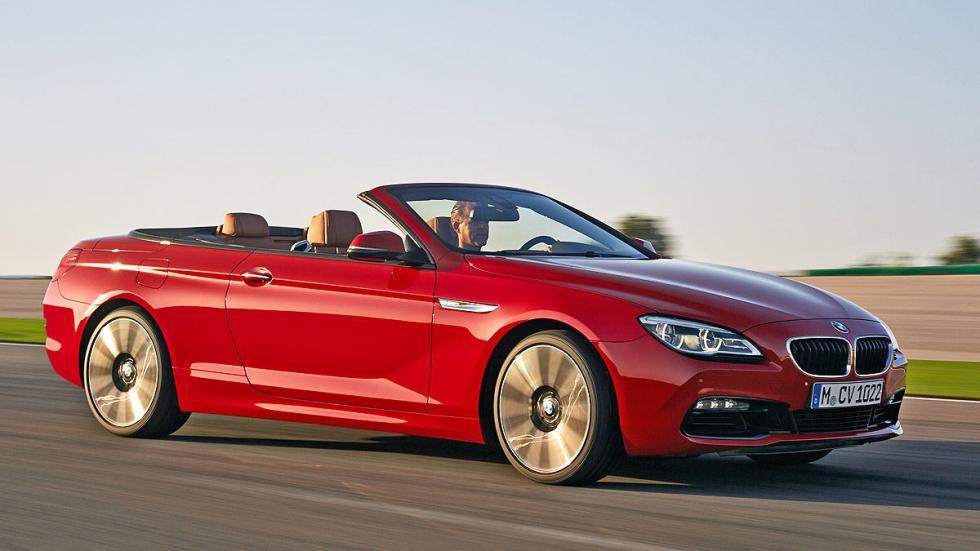 Nuevo BMW Serie 6 frontal