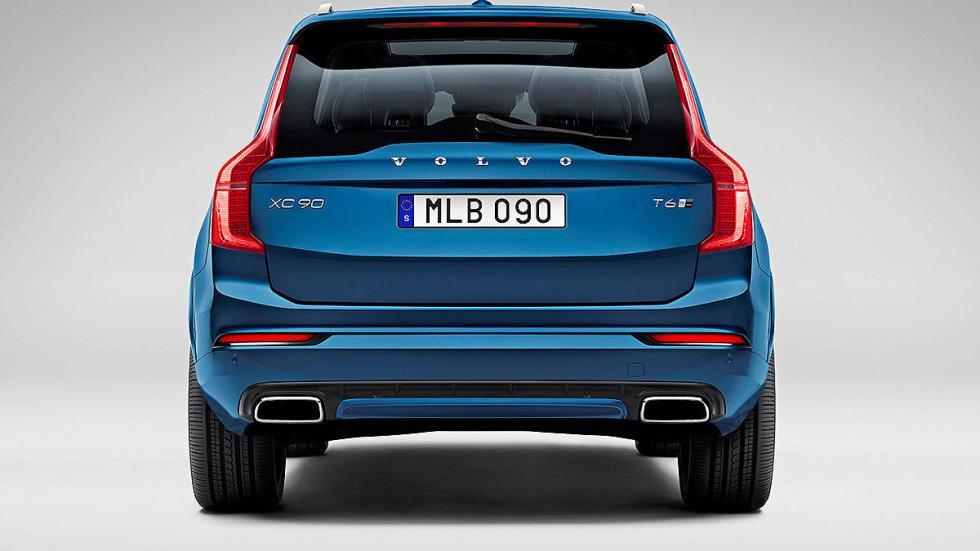 Volvo XC90 R-Design zaga