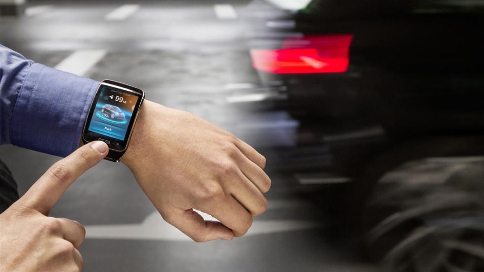 BMW i3 CES 2015