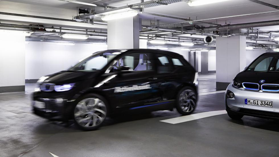 BMW i3 CES 2015 delantera